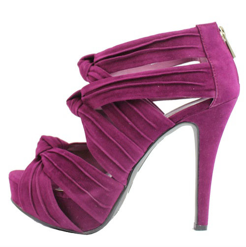 Ann Michelle Essence-48 strappy knotted front Sandals-0