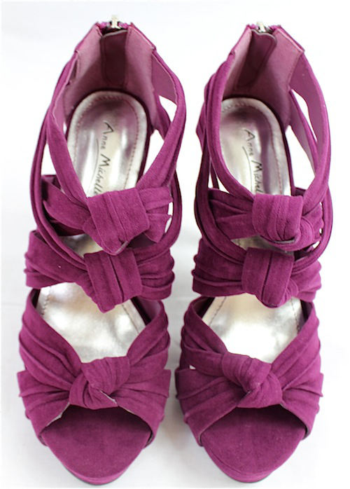 Ann Michelle Essence-48 strappy knotted front Sandals-1906