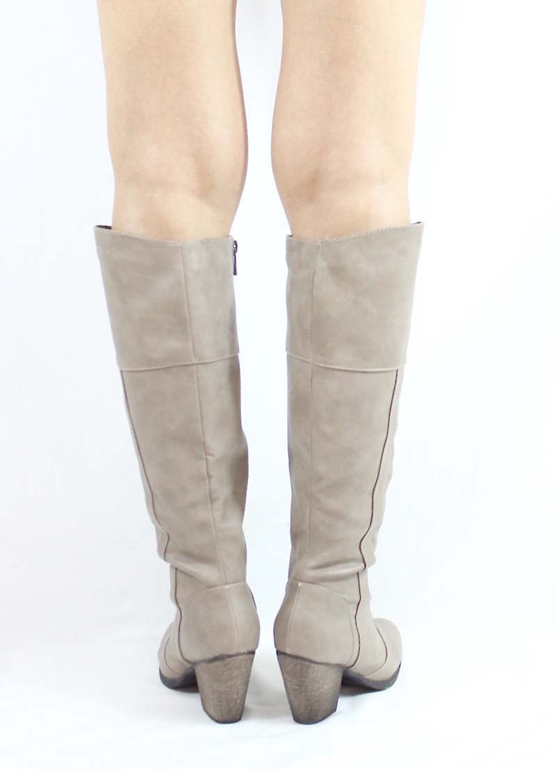 Dollhouse Attention Stone Cowgirls Western boots-3267