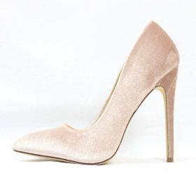 Liliana Pixie Nude Pointy Toe Pump-0