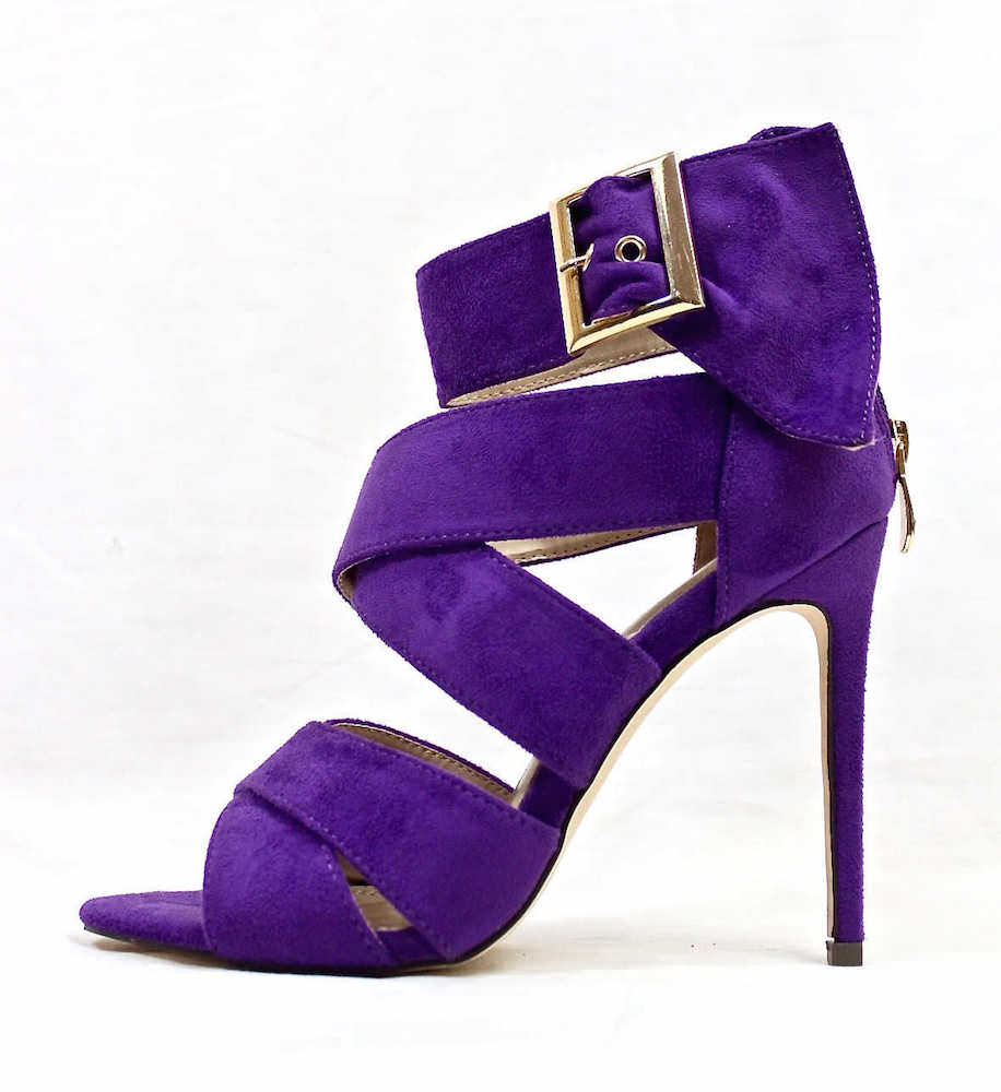 f5dfb997ec5 Barbara Purple Strappy